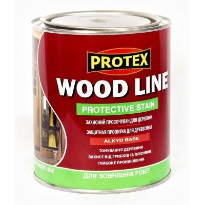 захисний просочувач деревини